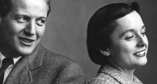 Hans G. Knoll  & Florence Schust