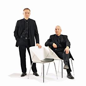 Michael & Martin Plank