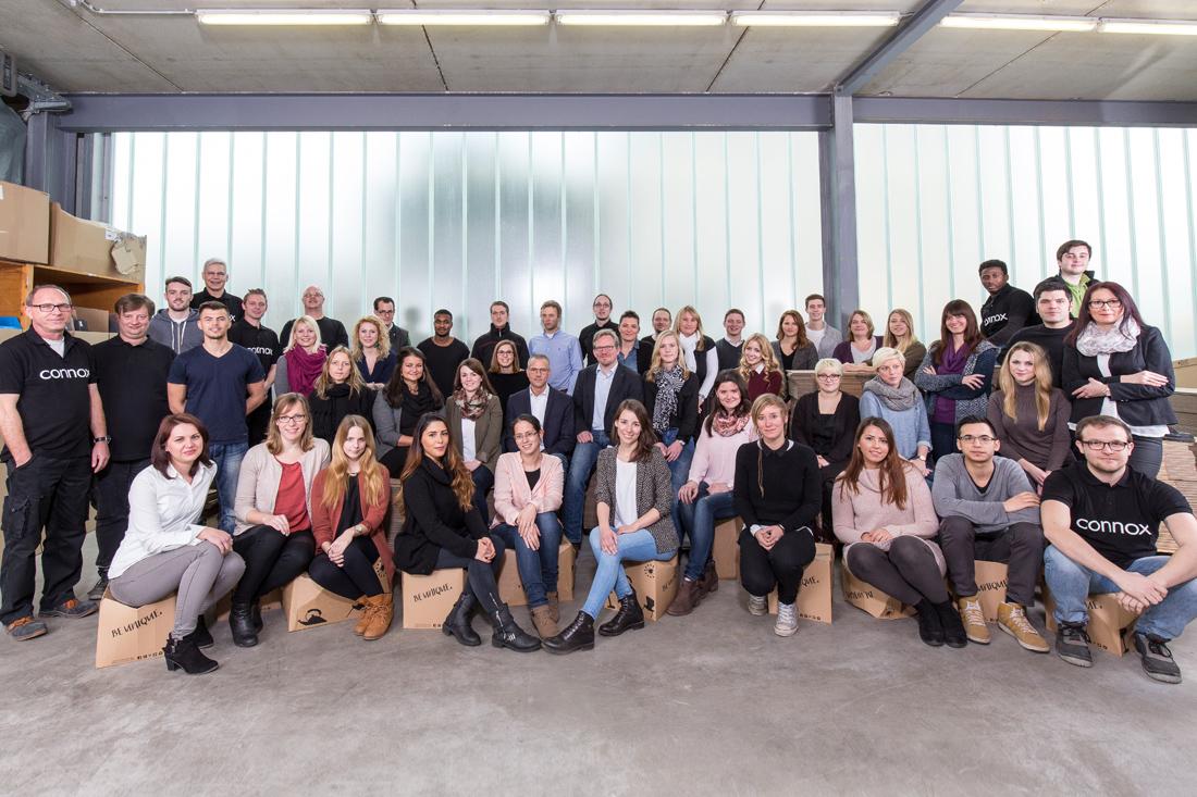 Das Team der Connox GmbH