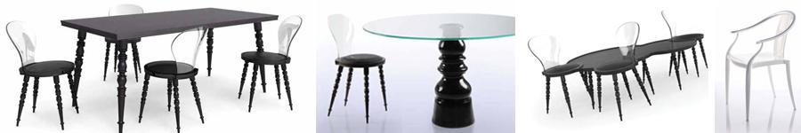 Neuheiten von xO Design: Babel von Marcel Wanders und Mi Ming von Philippe Starck