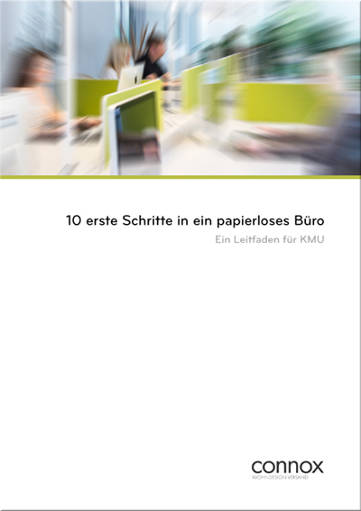 Leitfaden: Papierloses Büro in 10 Schritten